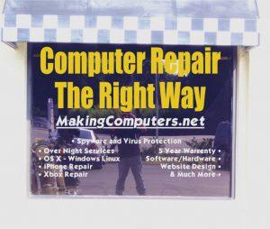 Best computer repair makingcomputers.net Since 1997